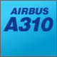 A310 Engines Decal Kit