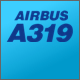 A319 Exterior Decal Kit